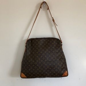 AUTHENTIC Louis Vuitton Sac Ballad Bag purse